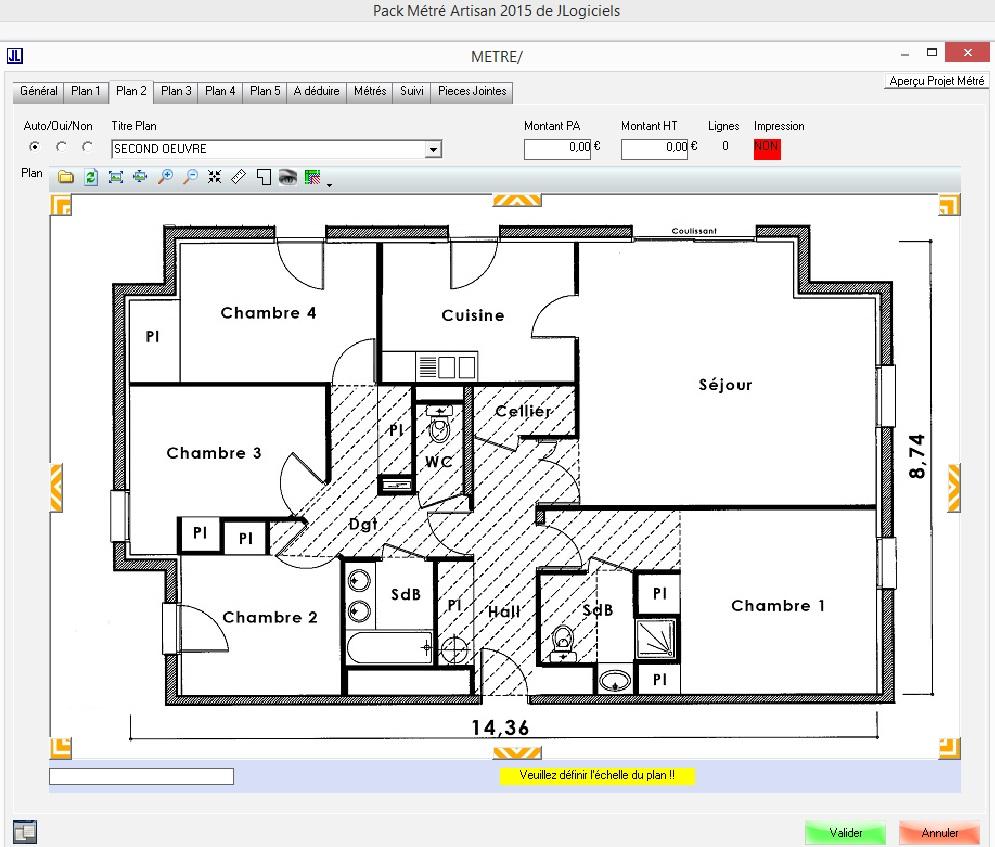 logiciel pour dessiner plan de maison. gallery of beautiful plan ... - Logiciel Gratuit Pour Plan De Maison Simple